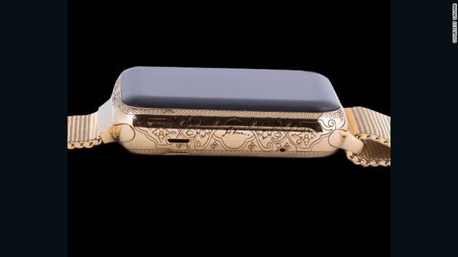 Ngắm Apple Watch chạm trổ chữ ký Putin giá 3.000 USD ảnh 5