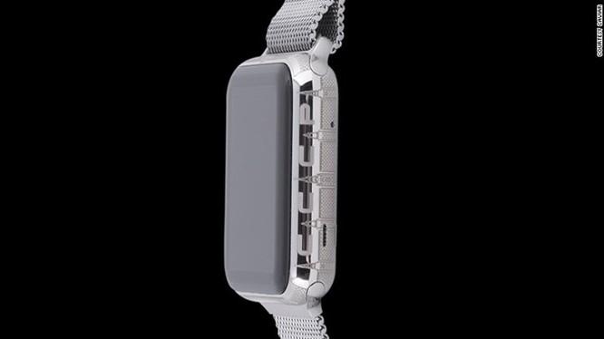 Ngắm Apple Watch chạm trổ chữ ký Putin giá 3.000 USD ảnh 6