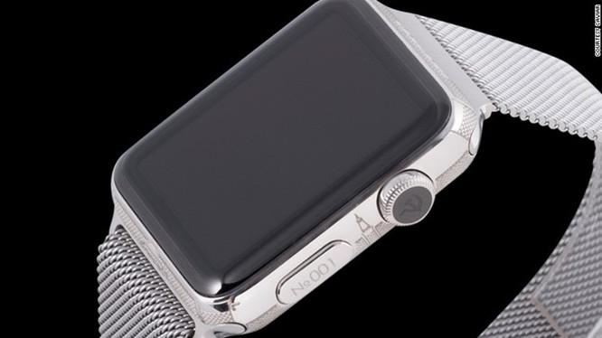Ngắm Apple Watch chạm trổ chữ ký Putin giá 3.000 USD ảnh 7