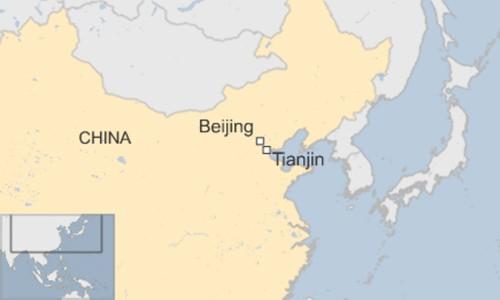 Nhân chứng kể về vụ nổ 'long trời lở đất' ở Trung Quốc ảnh 2
