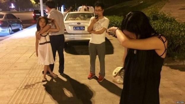 Nổ lớn ở Thiên Tân: ít nhất 13 người chết, 250 bị thương ảnh 2