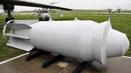 Sức mạnh khủng khiếp của vũ khí phi hạt nhân Nga ảnh 5