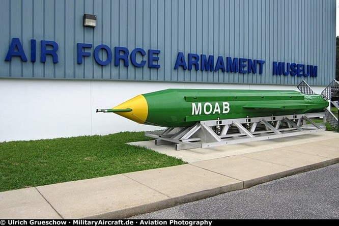 Sức mạnh khủng khiếp của vũ khí phi hạt nhân Nga ảnh 1