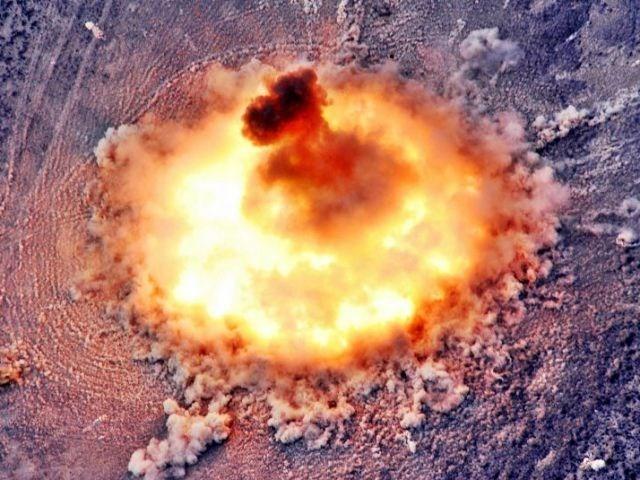Sức mạnh khủng khiếp của vũ khí phi hạt nhân Nga ảnh 4