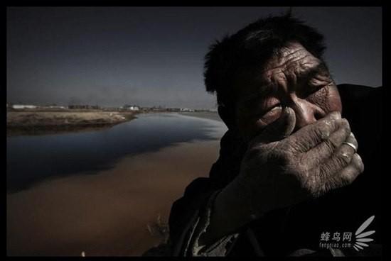 Chùm ảnh thảm họa môi trường khủng khiếp ở Trung Quốc ảnh 6