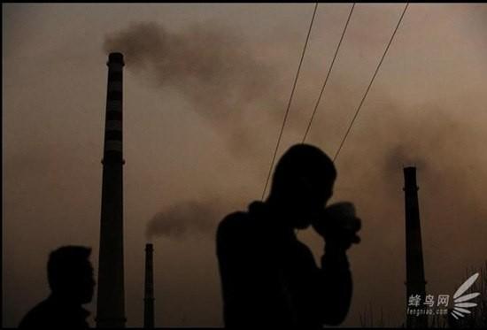 Chùm ảnh thảm họa môi trường khủng khiếp ở Trung Quốc ảnh 8