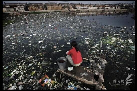 Chùm ảnh thảm họa môi trường khủng khiếp ở Trung Quốc ảnh 9