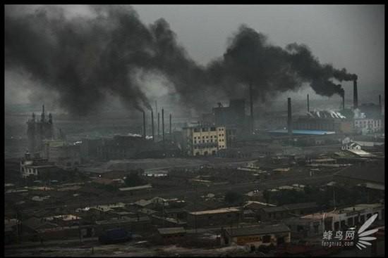 Chùm ảnh thảm họa môi trường khủng khiếp ở Trung Quốc ảnh 12