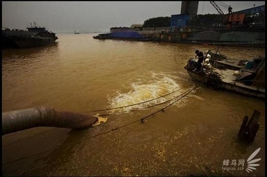 Chùm ảnh thảm họa môi trường khủng khiếp ở Trung Quốc ảnh 15