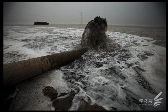 Chùm ảnh thảm họa môi trường khủng khiếp ở Trung Quốc ảnh 16