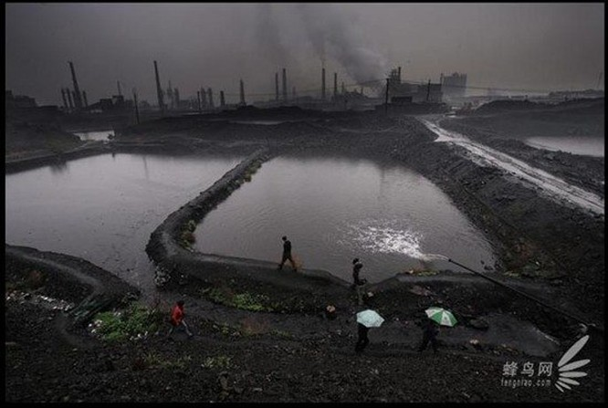 Chùm ảnh thảm họa môi trường khủng khiếp ở Trung Quốc ảnh 18