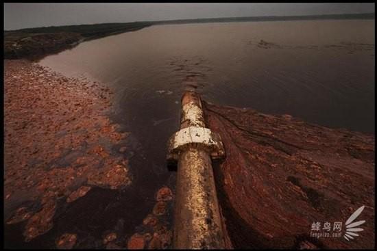 Chùm ảnh thảm họa môi trường khủng khiếp ở Trung Quốc ảnh 19