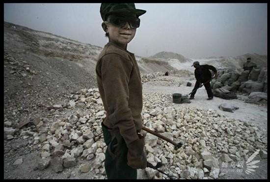 Chùm ảnh thảm họa môi trường khủng khiếp ở Trung Quốc ảnh 22