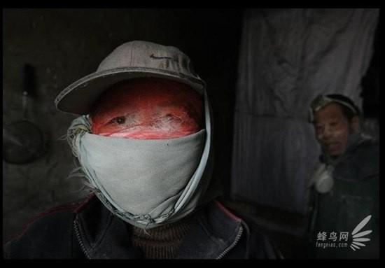 Chùm ảnh thảm họa môi trường khủng khiếp ở Trung Quốc ảnh 23