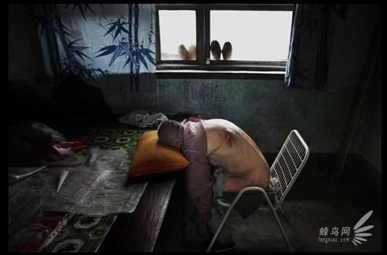 Chùm ảnh thảm họa môi trường khủng khiếp ở Trung Quốc ảnh 24