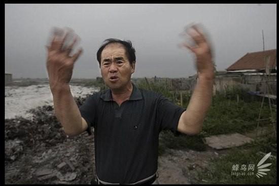 Chùm ảnh thảm họa môi trường khủng khiếp ở Trung Quốc ảnh 28