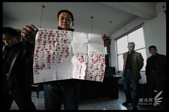 Chùm ảnh thảm họa môi trường khủng khiếp ở Trung Quốc ảnh 29