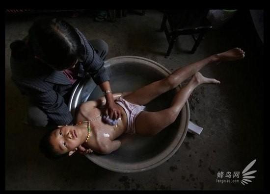 Chùm ảnh thảm họa môi trường khủng khiếp ở Trung Quốc ảnh 32
