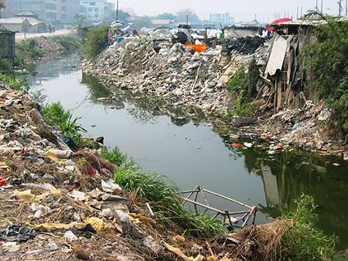 Chùm ảnh thảm họa môi trường khủng khiếp ở Trung Quốc ảnh 37