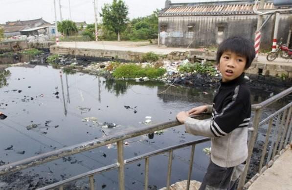 Chùm ảnh thảm họa môi trường khủng khiếp ở Trung Quốc ảnh 39