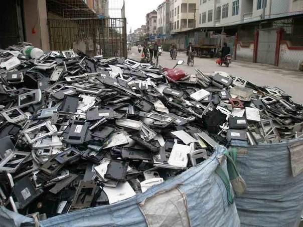 Chùm ảnh thảm họa môi trường khủng khiếp ở Trung Quốc ảnh 42