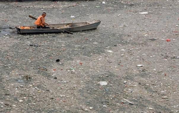 Chùm ảnh thảm họa môi trường khủng khiếp ở Trung Quốc ảnh 43