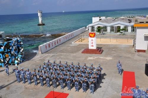 """Mỹ dùng """"đòn phép"""" gì chặn Trung Quốc ở biển Đông? ảnh 1"""