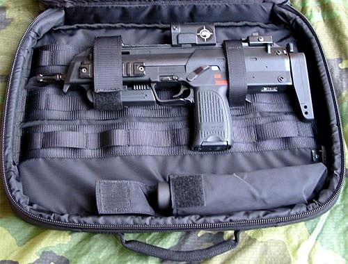 Vũ khí nguy hiểm dành cho khủng bố - súng tiểu liên cực ngắn Heckler & Koch MP7 ảnh 14