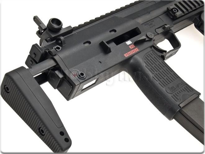 Vũ khí nguy hiểm dành cho khủng bố - súng tiểu liên cực ngắn Heckler & Koch MP7 ảnh 10