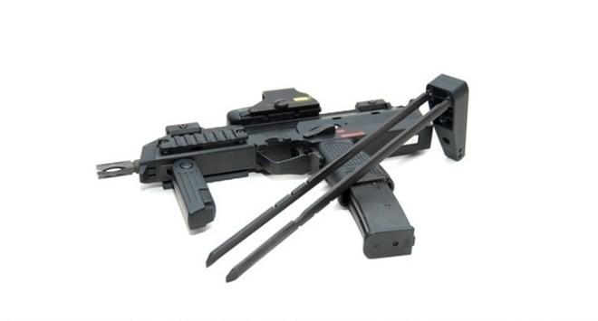Vũ khí nguy hiểm dành cho khủng bố - súng tiểu liên cực ngắn Heckler & Koch MP7 ảnh 13