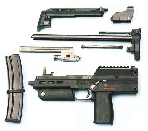 Vũ khí nguy hiểm dành cho khủng bố - súng tiểu liên cực ngắn Heckler & Koch MP7 ảnh 5