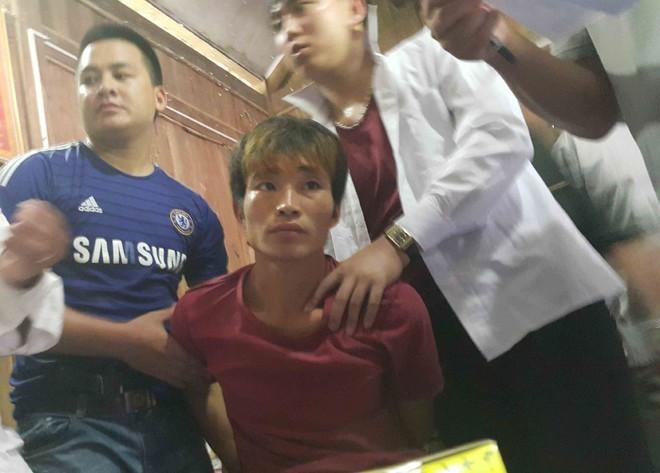 Nghi can gây thảm án ở Yên Bái bị bắt ảnh 18