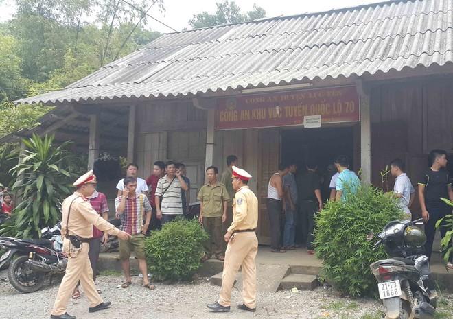 Nghi can gây thảm án ở Yên Bái bị bắt ảnh 17