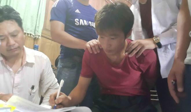 Nghi can gây thảm án ở Yên Bái bị bắt ảnh 19