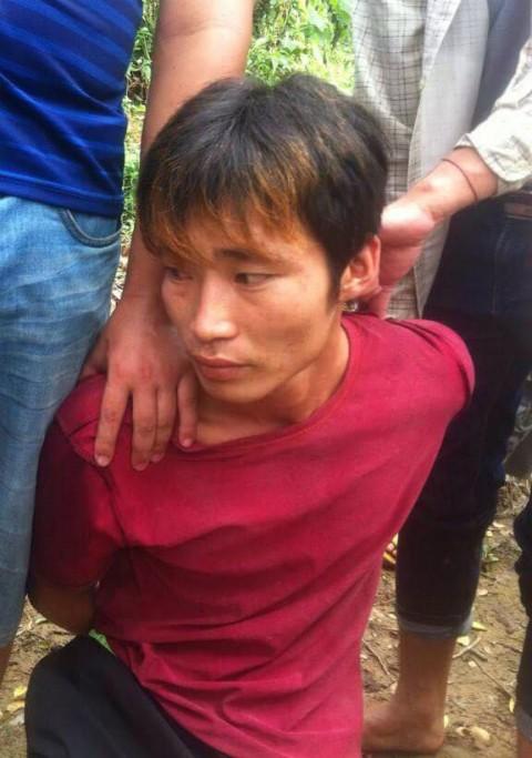 Nghi can gây thảm án ở Yên Bái bị bắt ảnh 14