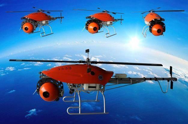 UAV Trung Quốc - diều hâu trên Biển Đông ảnh 9