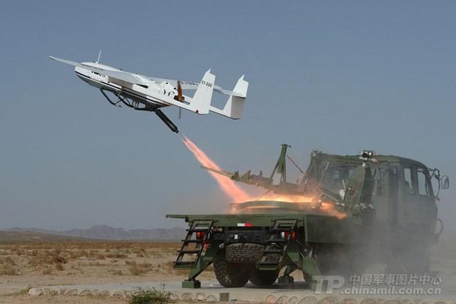 UAV Trung Quốc - diều hâu trên Biển Đông ảnh 13