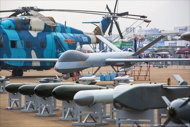 UAV Trung Quốc - diều hâu trên Biển Đông ảnh 14
