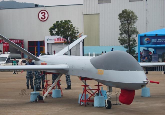 UAV Trung Quốc - diều hâu trên Biển Đông ảnh 15
