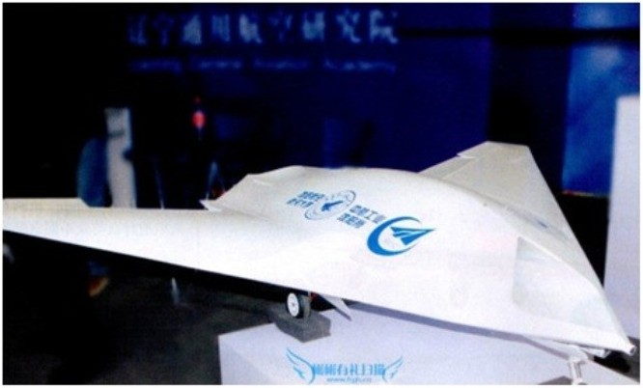 UAV Trung Quốc - diều hâu trên Biển Đông ảnh 3