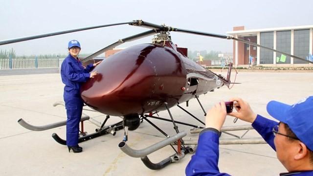 UAV Trung Quốc - diều hâu trên Biển Đông ảnh 1