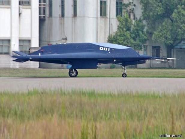 UAV Trung Quốc - diều hâu trên Biển Đông ảnh 17