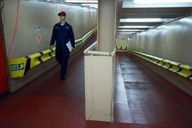 Bên trong tàu bệnh viện gần 1.000 giường của Hải quân Mỹ ảnh 2