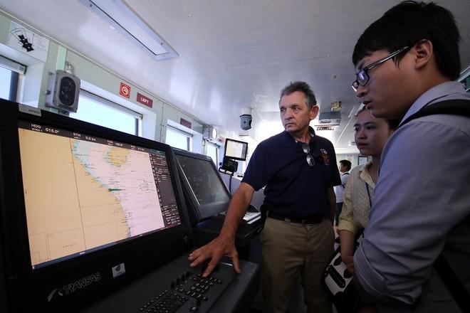 Bên trong tàu bệnh viện gần 1.000 giường của Hải quân Mỹ ảnh 10