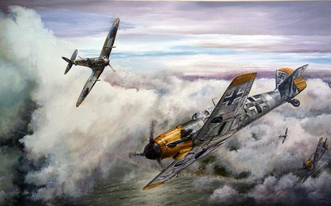 Chùm ảnh những huyền thoại công nghệ hàng không quân sự thế giới ảnh 6