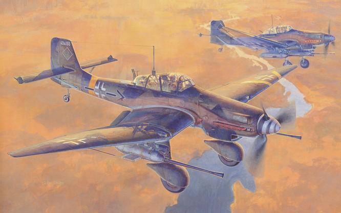Chùm ảnh những huyền thoại công nghệ hàng không quân sự thế giới ảnh 7