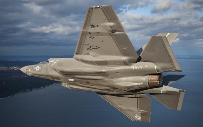 Chùm ảnh những huyền thoại công nghệ hàng không quân sự thế giới ảnh 94