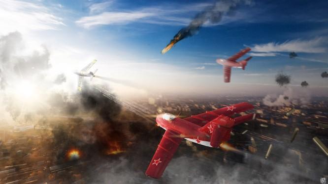 Chùm ảnh những huyền thoại công nghệ hàng không quân sự thế giới ảnh 106