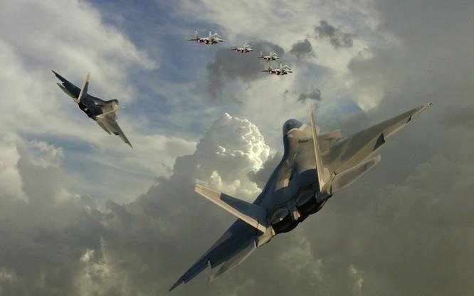 Chùm ảnh những huyền thoại công nghệ hàng không quân sự thế giới ảnh 111