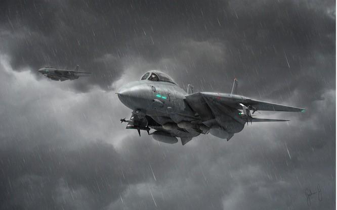 Chùm ảnh những huyền thoại công nghệ hàng không quân sự thế giới ảnh 113